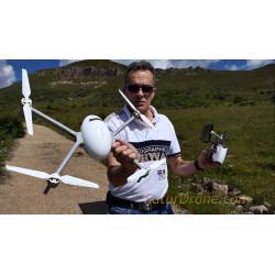 Curso de uso correcto y mayor aprovechamiento del dron