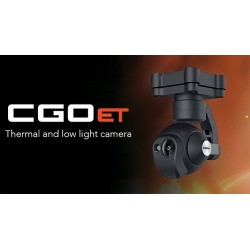 Yuneec CGO-ET - Cámara Termográfica para Typhoon H