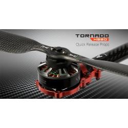 """Yuneec Tornado H920 - Accesorio """"Quick Release"""" para las Hélices"""