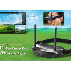 Gafas FPV Flysight SpeXman One SPX 01