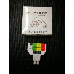 Voltage Checker for Q500 and Typhoon H