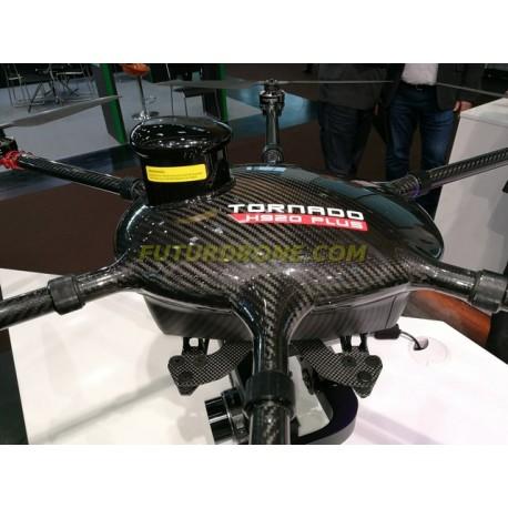 Yuneec Tornado H920 Plus (NO incluye cámara)
