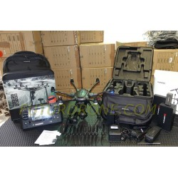 Yuneec Typhoon H Professional - Mochila 2 Baterías Wizard