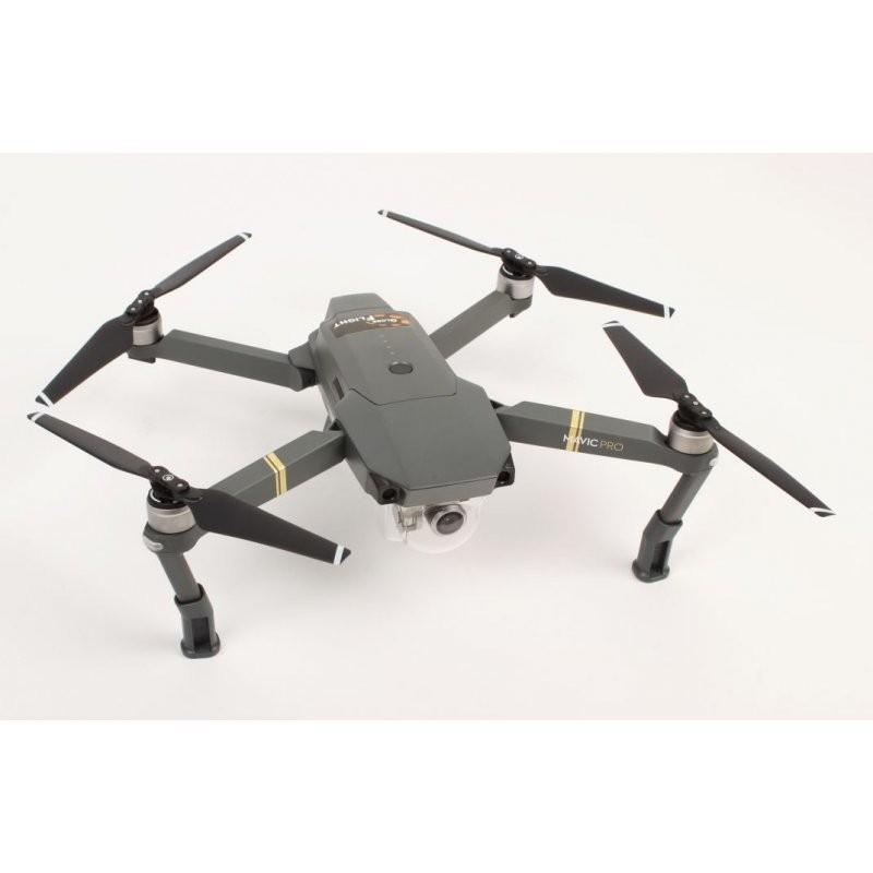 Typhoon H Pro >> DJI Mavic Pro - Landing Gear for additional 3 cm - FuturDrone