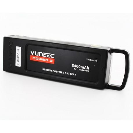 Yuneec Typhoon Q500 - Batería Lipo 11.1 V - 5400 mah