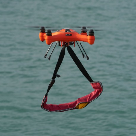 Splash Drone 3 RESCUE by SwellPro