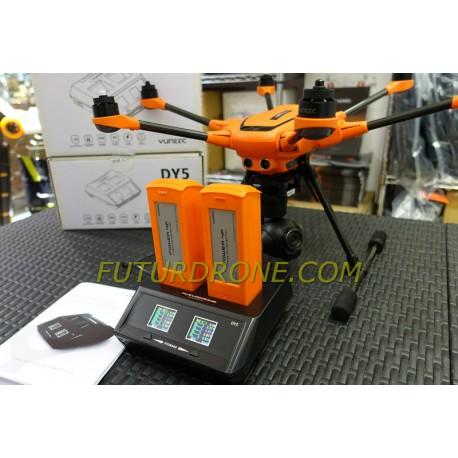 Yuneec DY5 Cargador Descargador Yuneec H520