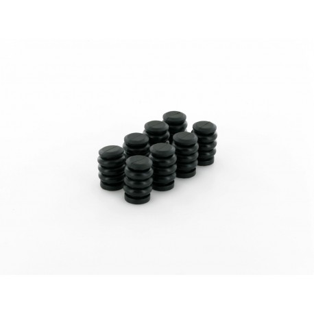 Yuneec H520 - Gomas de Gimbal para cámara E90 (8 unidades)