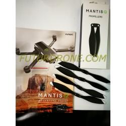 Yuneec Mantis Q - Hélices