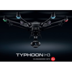 Yuneec Typhoon H3 with Leica camera