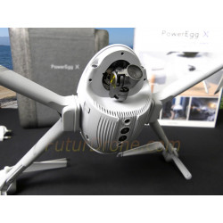 PowerVision PowerEgg X Wizard 4K Intelligent Drone