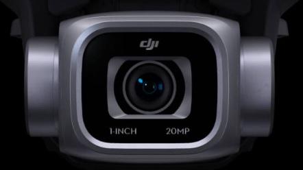 Detalle de la Cámara del DJI Air 2S
