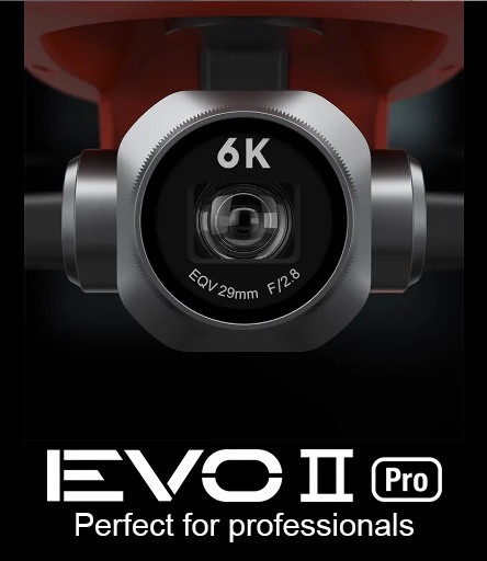 Camara 6K - Evo2 Pro