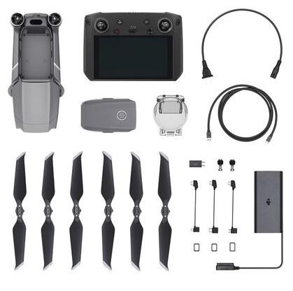Contenido Mavic 2 Pro Smart Controller
