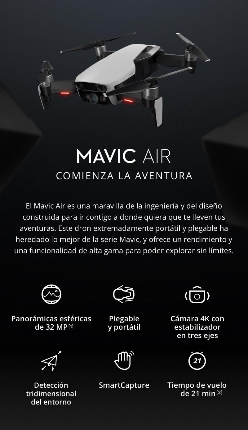 DJI Mavic Air Combo comprar en España
