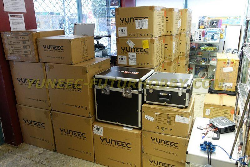 Yuneec venta a tiendas desde León, España