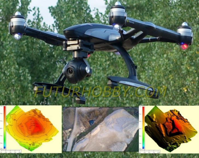 Drones Yunec Fotogrametría