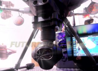 Yuneec CGOET cámara termográfica Yuneec