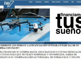 Financiación con Futurdrone