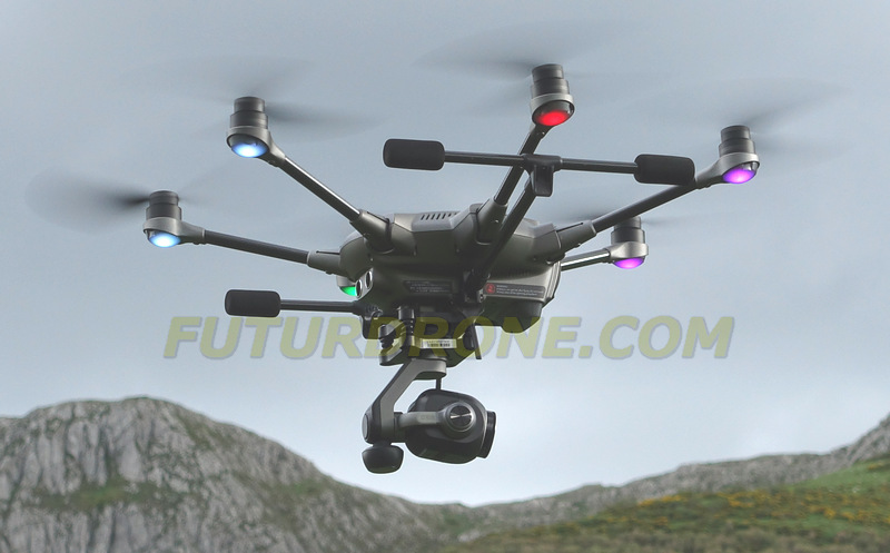 Yuneec Typhoon H Plus review