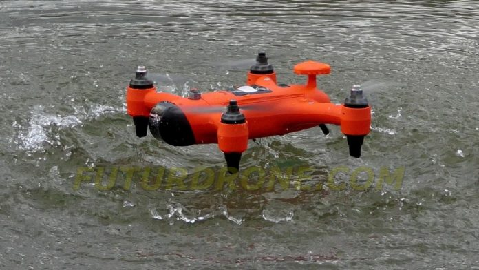 SwellPro Spry Dron impermeable