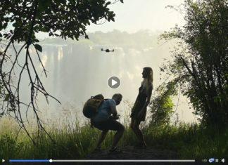 Yuneec Mantis G Video