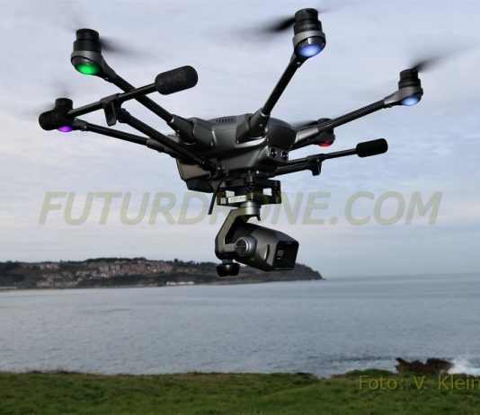 Yuneec Typhoon H3 Review