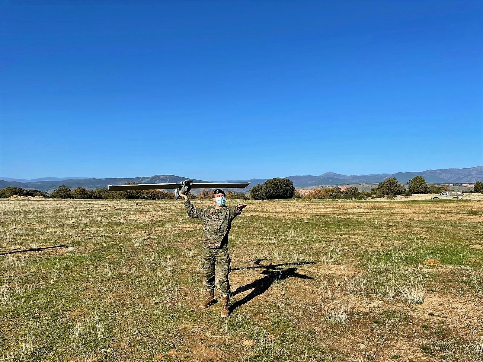 Drones tácticos Militares