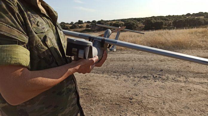 DRONES MILITARES SEEKER