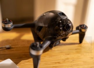 Dji FPV Dron en Epañol