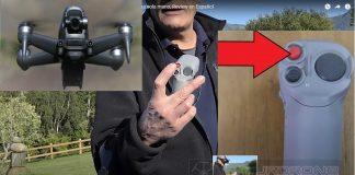 DJI FPV Combo Motion Controller video