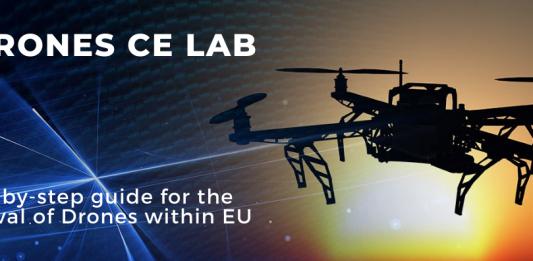 Nueva Plataforma Marcados de Clase CE Drones